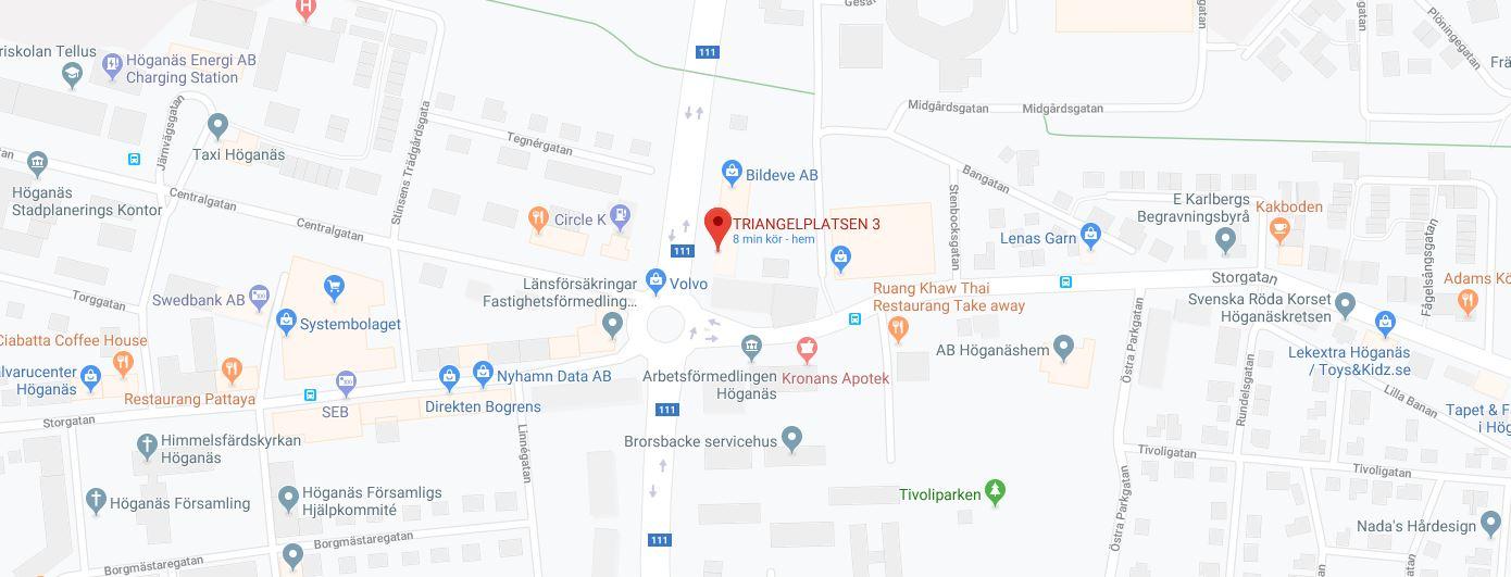 Butiken i Höganäs